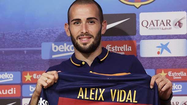 ¿Por qué se dice que el Barça aún no tiene rentabilizado el fichaje de Aleix Vidal?