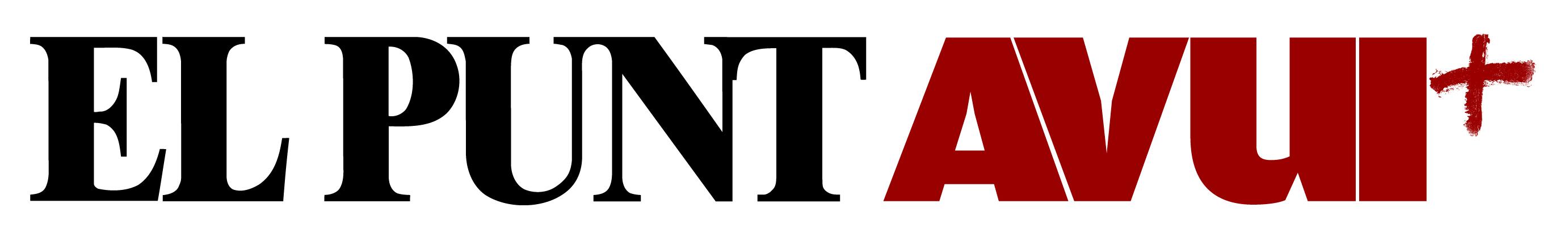 Logotip Portada El Punt Avui